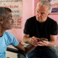 Huub Stapel en Punillal in India